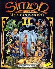 Carátula de Simon the Sorcerer II - Amiga