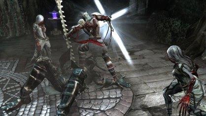 Dante's Inferno El Bosque Oscuro PS3