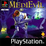 Carátula de MediEvil - PS1