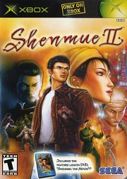 Carátula de Shenmue II - XBOX