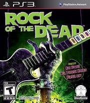 Carátula de Rock of the Dead - PS3
