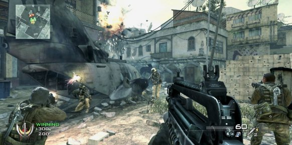 Modern Warfare 2 Pack Estímulo