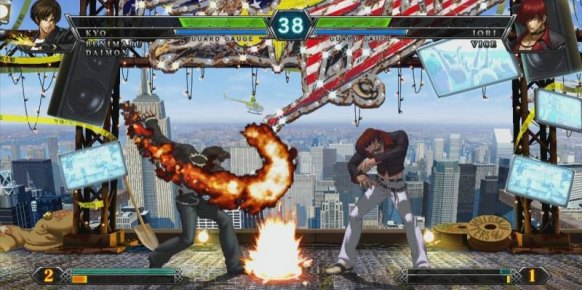 The King of Fighters XIII análisis