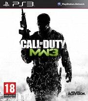 Carátula de Modern Warfare 3 - PS3