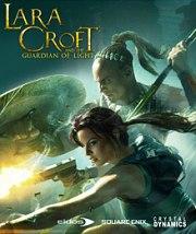 Carátula de Lara Croft and the Guardian of Light - PS3