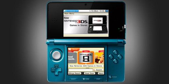 Nintendo 3DS 3DS