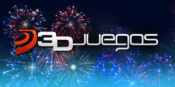 3DJuegos os desea un Feliz y Próspero 2012