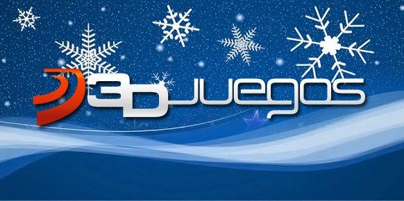 El equipo de 3DJuegos os desea Feliz Navidad