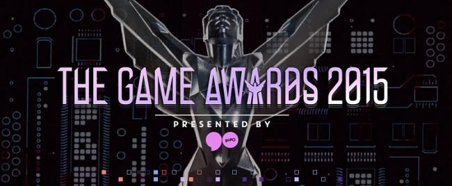 La gala de los The Game Awards 2015 se celebrará el próximo 3 de diciembre