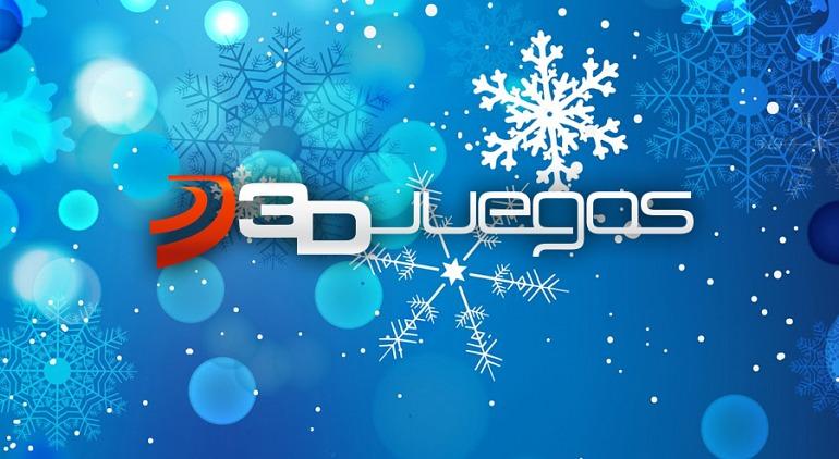 ¡El equipo de 3DJuegos os desea Feliz Navidad!