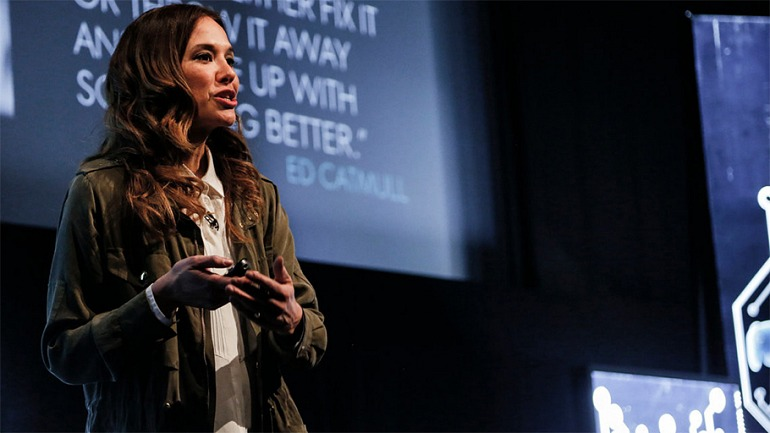 Jade Raymond recibirá un premio en los New York Game Awards