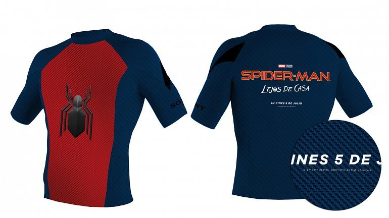 Sorteamos Camisetas y Entradas Dobles para 'Spider-Man: Lejos de Casa