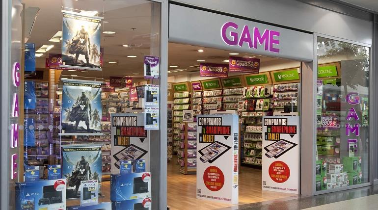 Game y sus tiendas podrían ser vendidas a un gigante del deporte