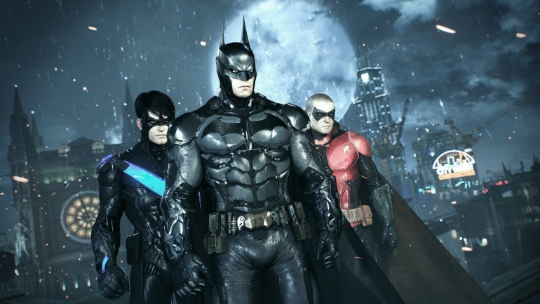 ¿Se confirmará por fin el nuevo juego de Batman?