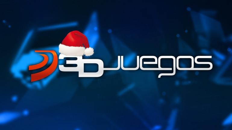¡El equipo de 3DJuegos al completo os desea Feliz Navidad!