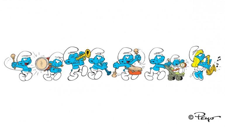 Los Pitufos protagonizarán un nuevo videojuego de la mano de los autores de Asterix y Obelix XXL 3