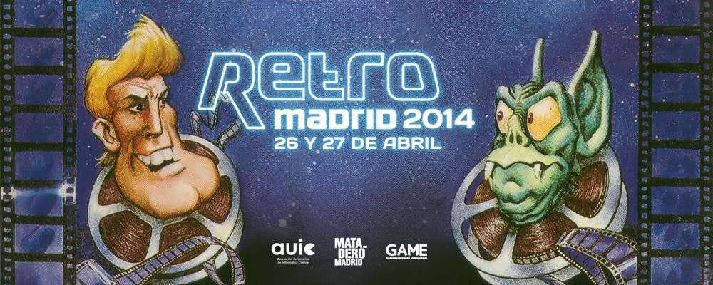 El festival del videojuego antiguo, RetroMadrid 2014, se celebrará el 26 y 27 abril