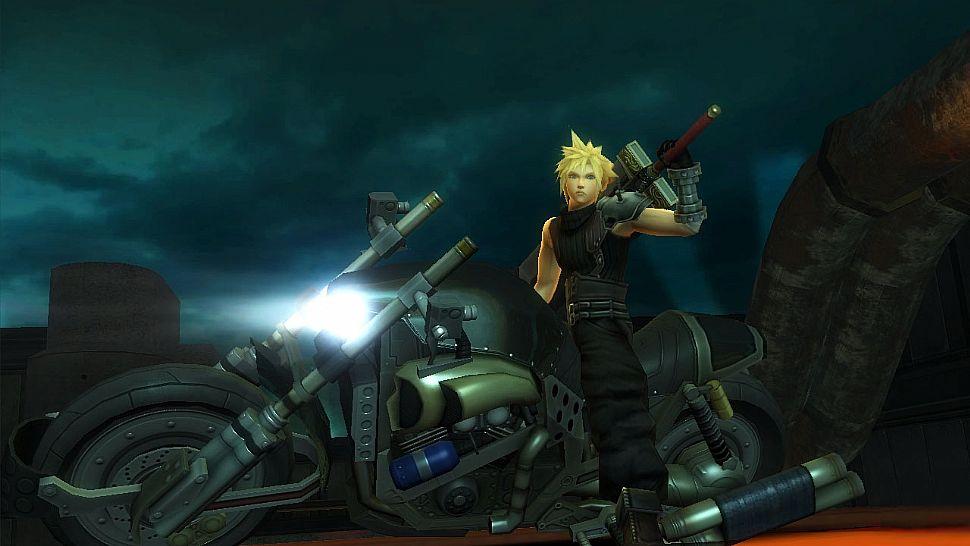 Final Fantasy VII: G-Bike, Cloud se pasa a las motos en móviles japoneses