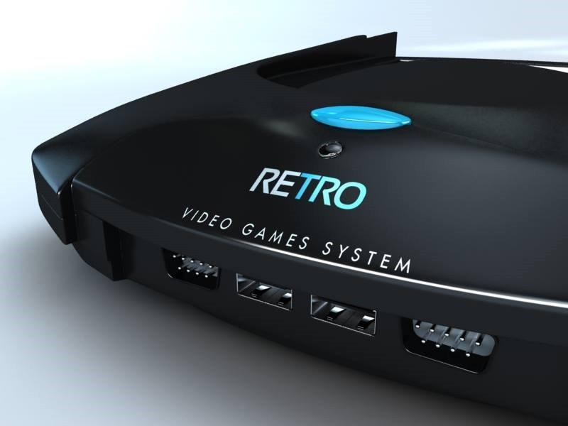 Retro VGS: Presentada una nueva consola con cartuchos