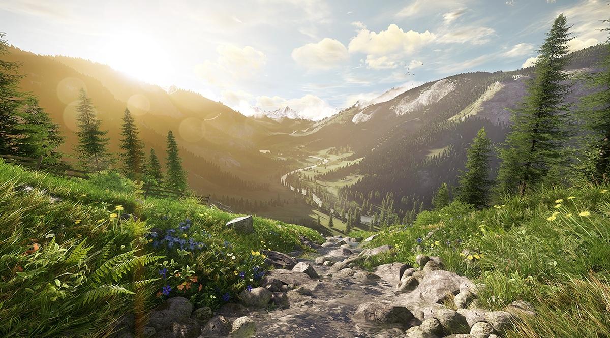 Lumberyard: Amazon presenta su propio motor gráfico basado en CryEngine