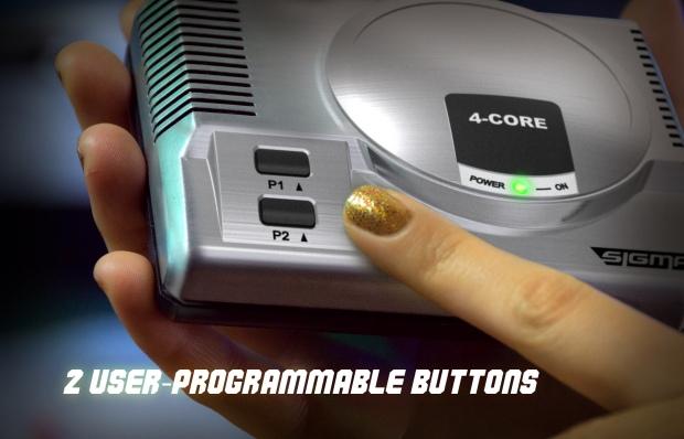 Presentada RetroEngine Sigma, una consola retro con soporte 4K por 50 dólares