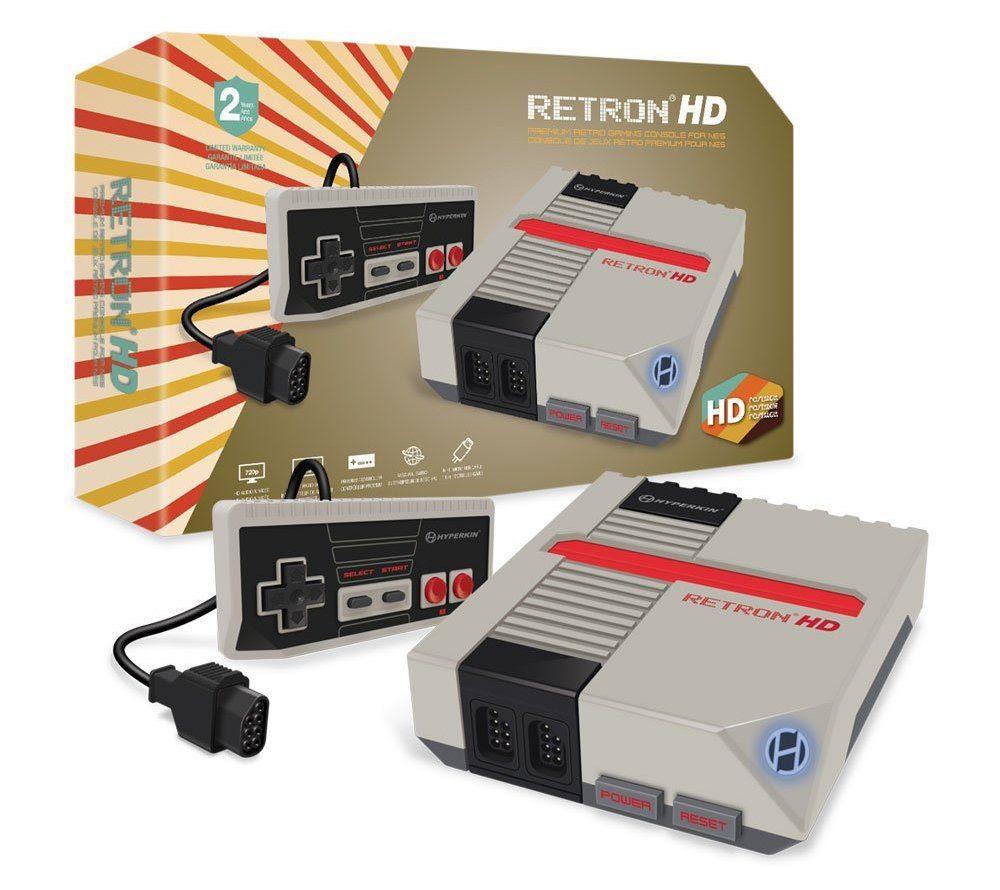 RetroN HD, una alternativa retro a NES Classic Mini
