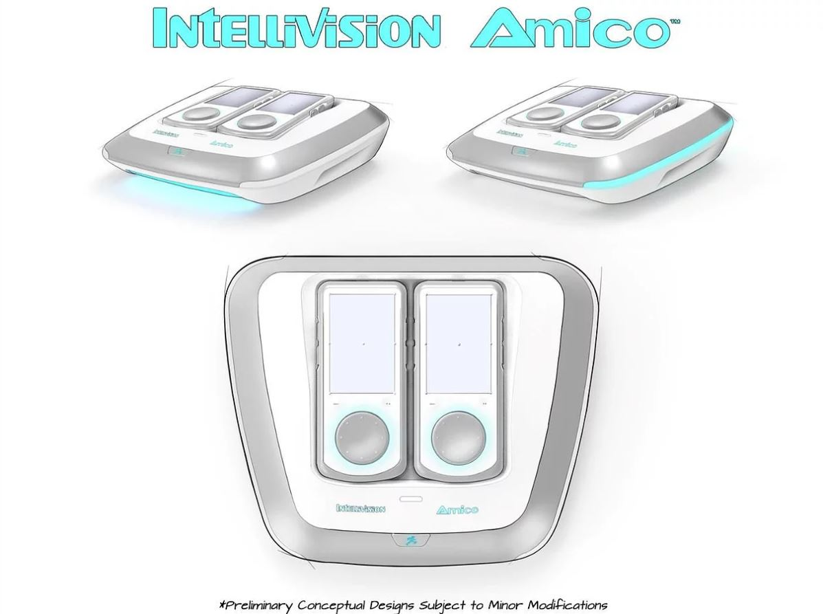Esta es Amico, la nueva consola de Intellivision