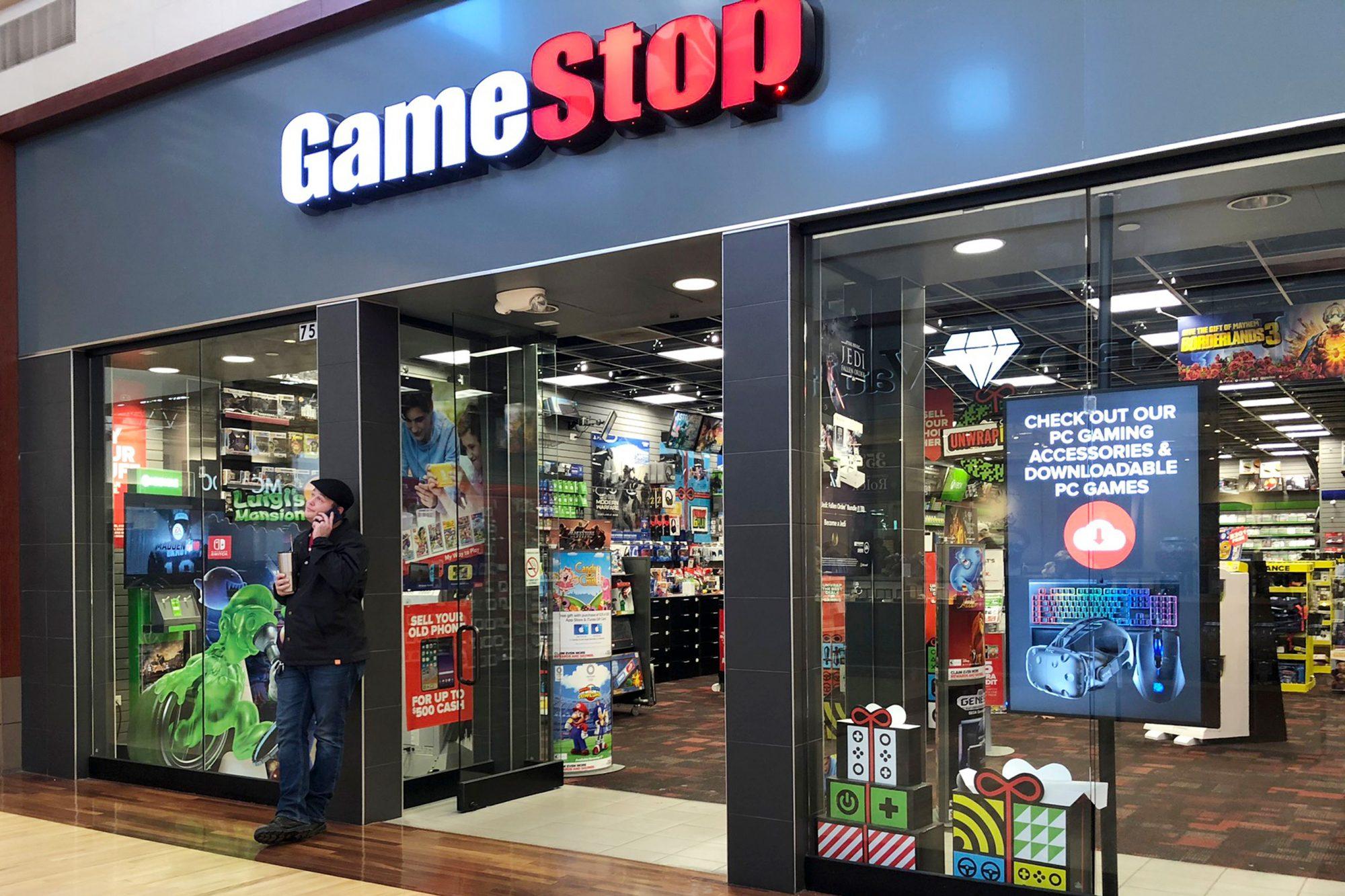 GameStop cae en bolsa tras el anuncio de una Xbox Series S digital, y  anuncia pérdidas