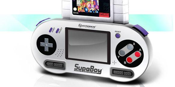 Super Nintendo portátil