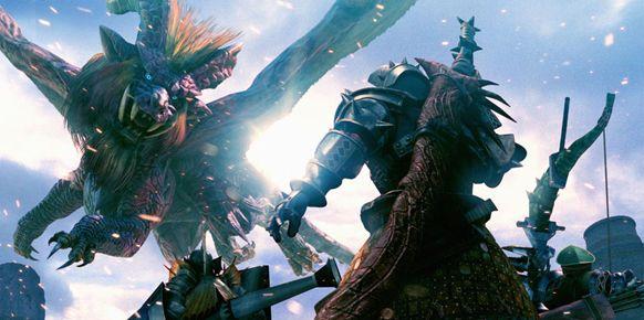 Capcom lanzará en Japón un nuevo Monster Hunter para dispositivos Mobage