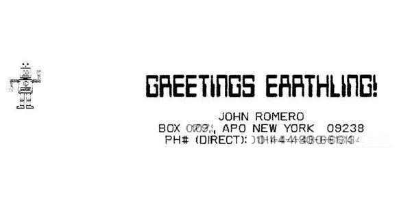 Jordan Mechner, creador de Prince of Persia, publica una carta de felicitación de John Romero de hace casi 30 años