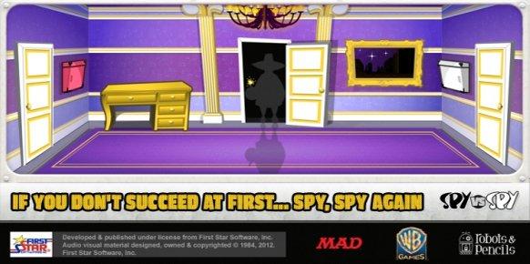 Warner Bros podría resucitar el clásico Spy Vs. Spy