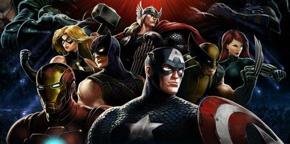 """Marvel asegura que el juego social de Los Vengadores es sólo """"la punta del iceberg"""""""