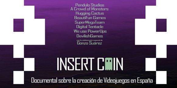 Insert Coin, un documental centrado en la industria del videojuego española, busca el apoyo de los usuarios