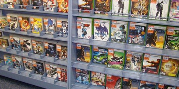 El mercado de los videojuegos cae un 17 % en el Reino Unido
