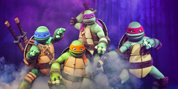 Las Tortugas Ninja preparan su regreso con una trilogía de juegos desarrollados por Activision