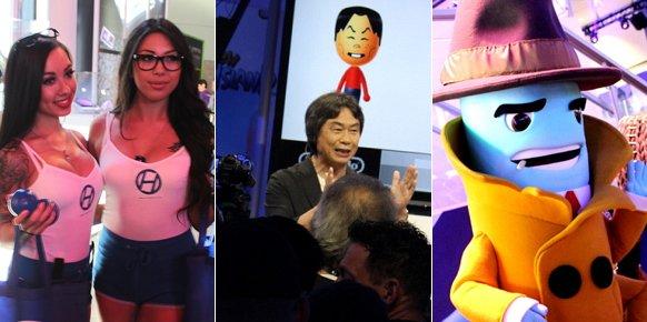 El E3 en imágenes: La gran feria del videojuego vista desde los ojos de 3DJuegos