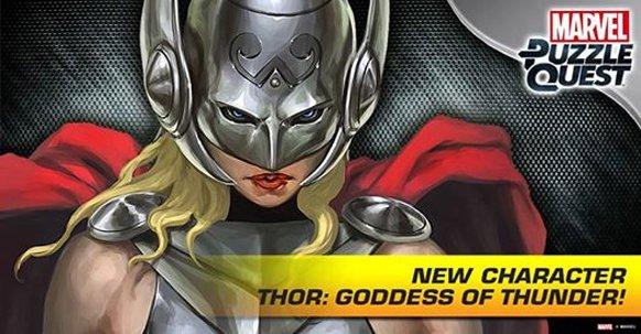 La Thor mujer debuta en el mundo del videojuego