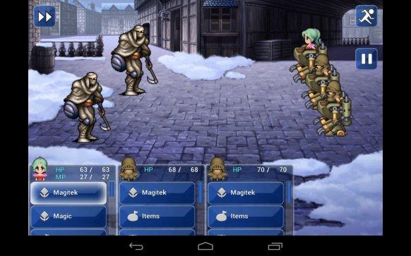El equipo tras Final Fantasy VI quiere crear un nuevo juego de rol en 2D