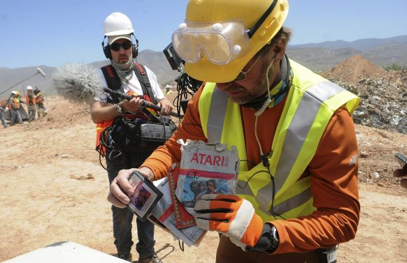La primera subasta de cartuchos desenterrados de Alamogordo se salda en 37.000 dólares