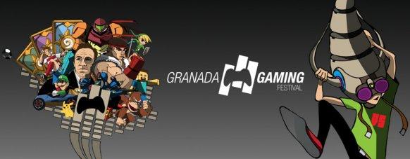 Granada Gaming, un nuevo festival en la ciudad andaluza del 13 al 14 de diciembre