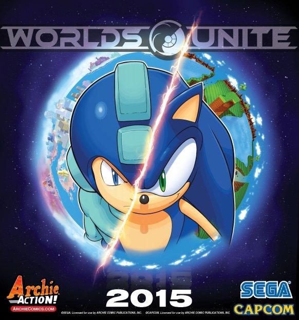 Sonic y Mega Man volverán a enfrentarse en un crossover de Archie Comics