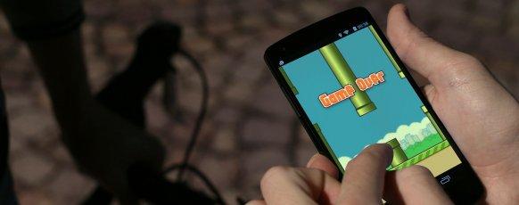 Flappy Bird supera a Destiny como el videojuego más buscado de 2014 en Google