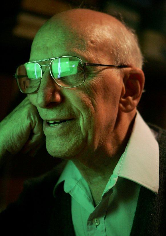 Ralph Baer recibirá de forma póstuma el premio Pioneros de la Academia de las Ciencias y las Artes Interactivas
