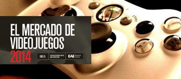 España generó 763 millones de euros en videojuegos en 2014 según un estudio