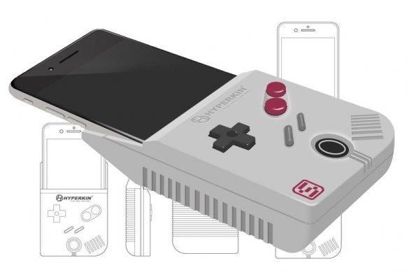 Smart Boy convertirá tu iPhone en una Game Boy funcional
