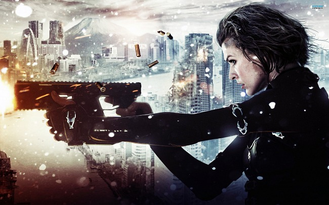 Las películas de Uncharted y la nueva de Resident Evil para el 2017