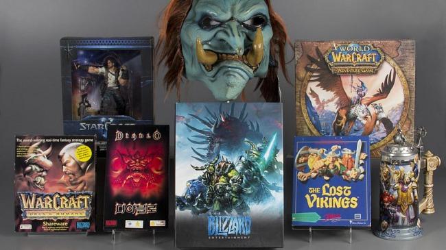 Un exdirectivo de Blizzard dona su extensa colección de juegos a un museo