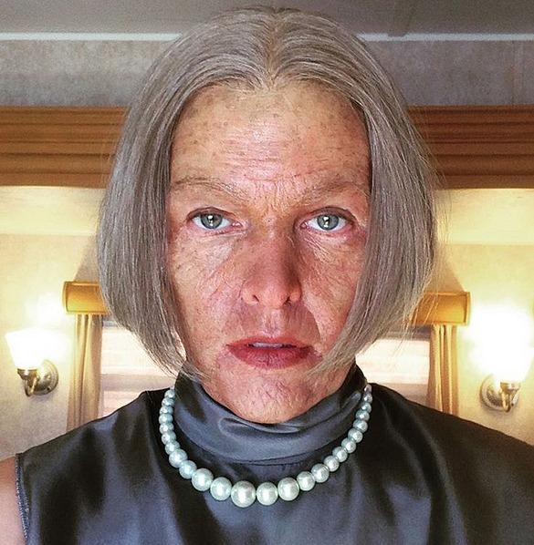 Milla Jovovich se muestra como una Alice anciana para Resident Evil: The Final Chapter
