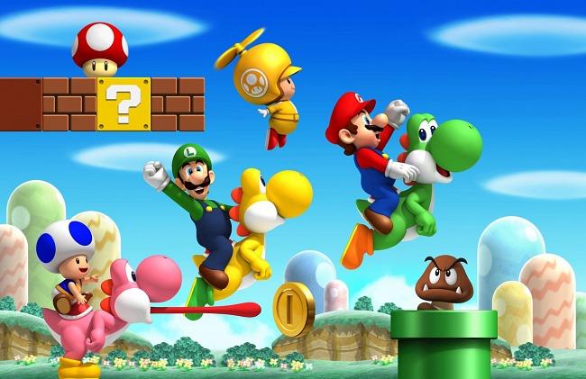 """Nintendo piensa que lanzar un juego de Mario para móviles no es """"una receta para imprimir dinero"""""""